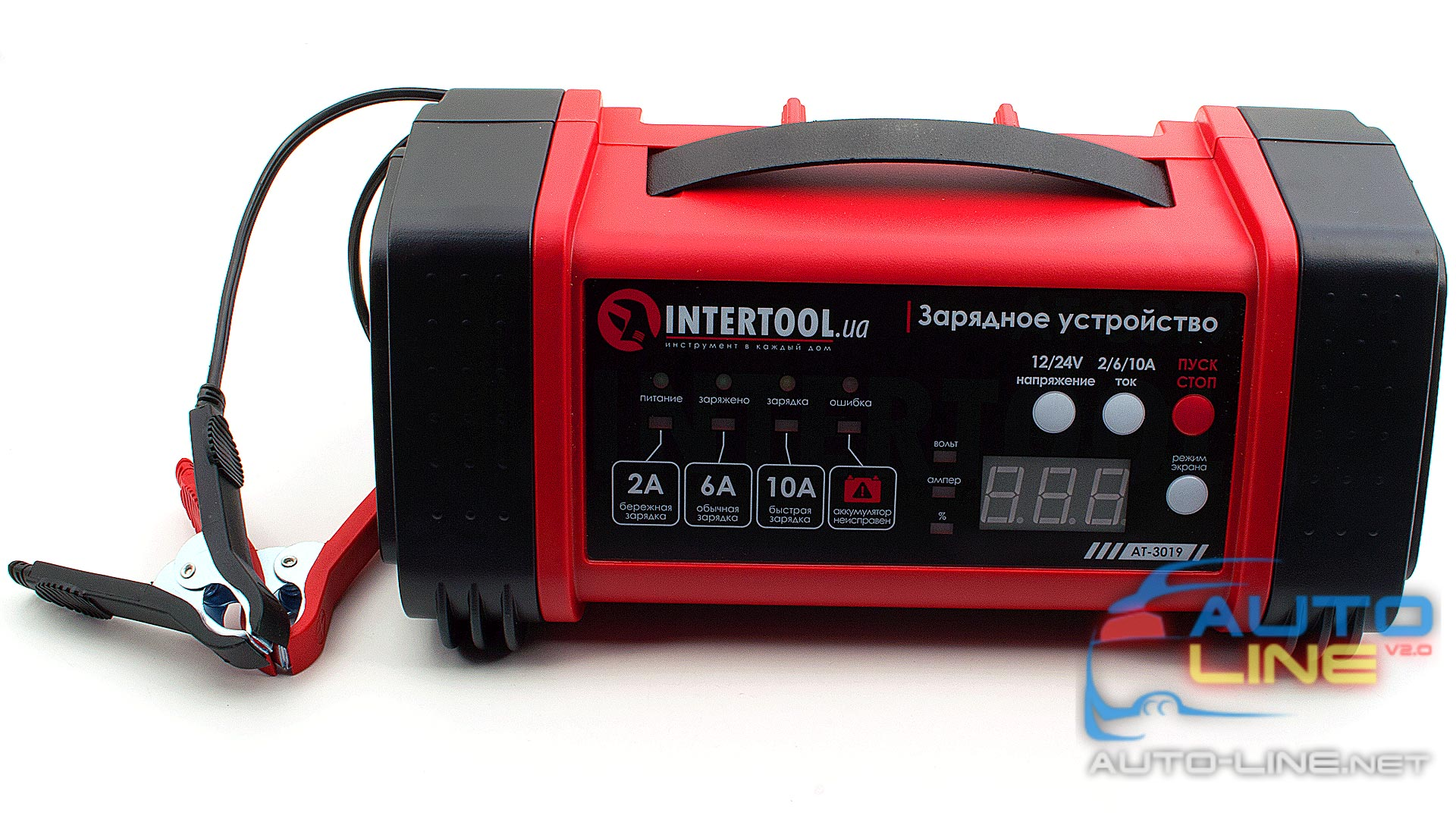 Презентация 1 - INTERTOOL AT-3019