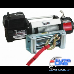 Лебедка HEW-9500, 12V, 4,305т, X Power series, Waterproof (7329113)