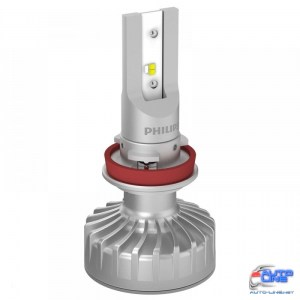 Лампы светодиодные PHILIPS H8/H11/H16 11366U50CWX2 LED Fog Ultinon Pro5000 +160% 12/24V