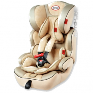 Детское автокресло Heyner MultiProtect ERGO SP (791 500) Summer Beige