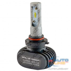 Cyclone LED 9005 5000K 3500Lm type 9B — автомобильная LED-лампа HB3 (9005) 5000K/3500Lm, CSP