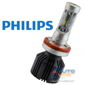 Cyclon LED H15 5000K 4000Lm PH type 2 — светодиодная лампа H15 5000K, Philips ZES LED