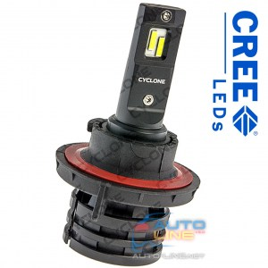 Cyclone LED H13 H/L 5000K 5100Lm CR type 27S — автомобильная LED-лампа H13, 5000K/5100Lm, CREE LEDs