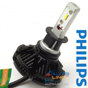 Cyclone LED H3 6000K 6000Lm type 7 v2 — светодиодная лампа H3 6000K, Philips ZES LED