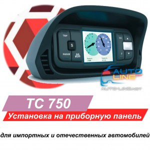 Multitronics TC 750